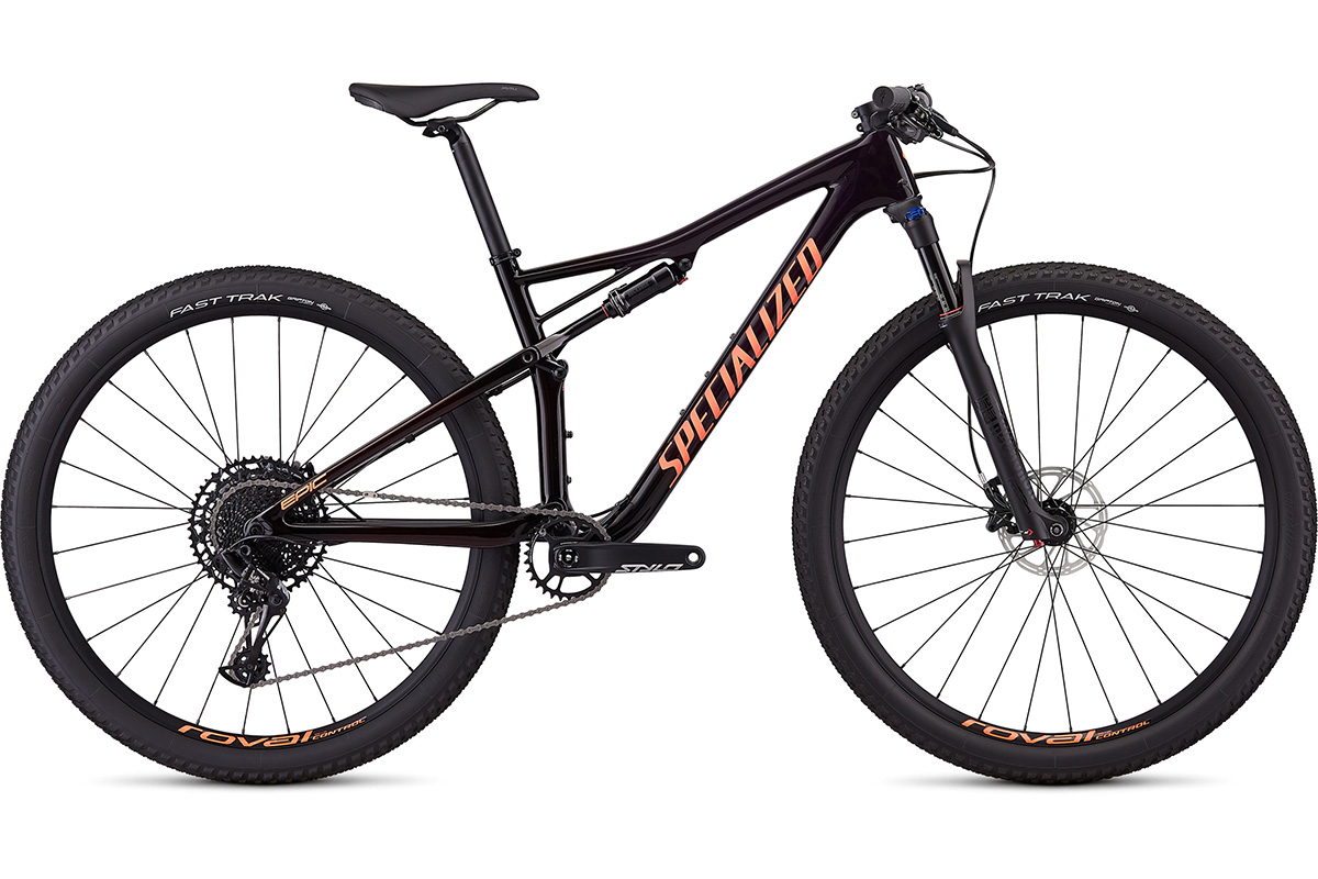Vuokraa Specialized Epic Comp Carbon